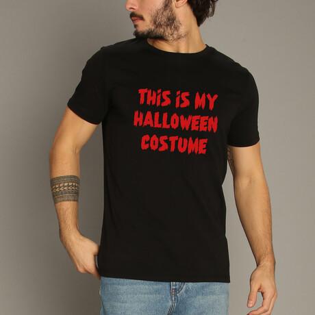 My Halloween Costume T-Shirt // Black (S)