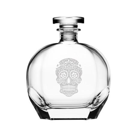 Lugi Bormioli Puccini Decanter // Sugar Skull