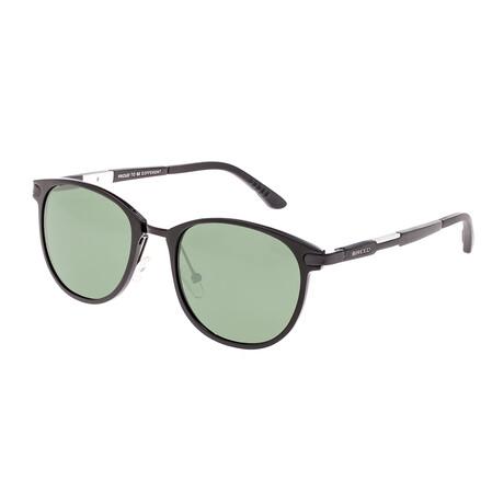 Orion Polarized Sunglasses // Black Frame + Black Lens
