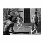 """Paul Newman + Robert Redford // Limited Edition Lawrence Schiller Signed Print (30""""H X 40""""W)"""