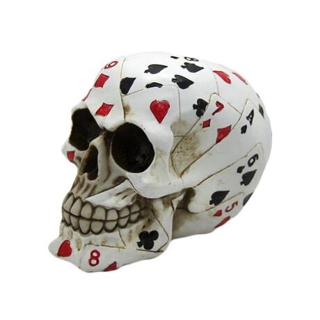 Poker Skull