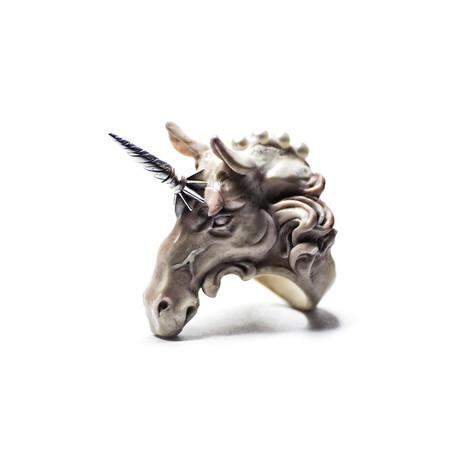 Licome Ring // White (5)