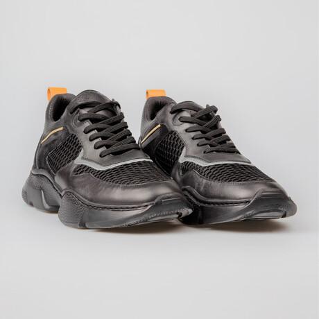 TT1713 Sneakers // Black (Men's Euro Size 39)