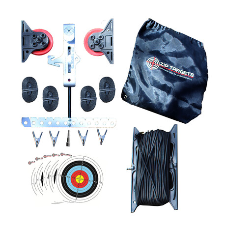 Zip Range Target System