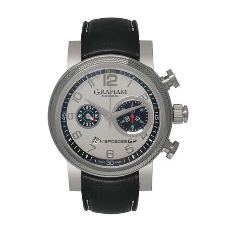 Graham MERCEDES GP Petronas Chronograph Automatic // 2MEAS.S01A // Store Display