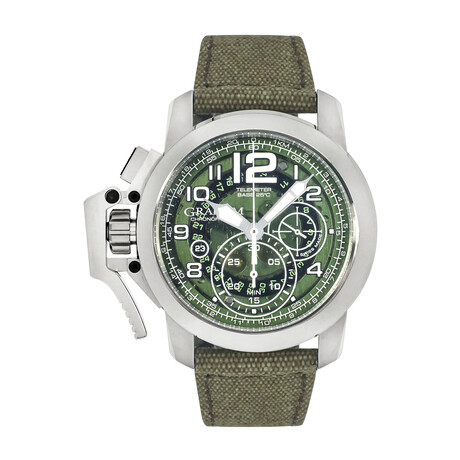 Graham Chronofighter Oversize Target Automatic // 2CCAS.G03A // Store Display