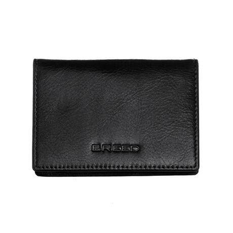 Porter Bi-Fold Wallet // Black