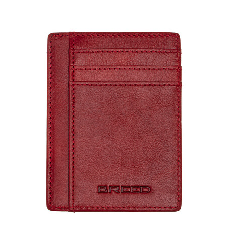 Chase Wallet // Red