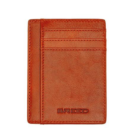 Chase Wallet // Orange