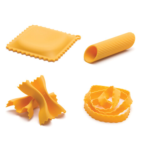 Pasta Grande // Silicone Kitchen Tools // Set of 4