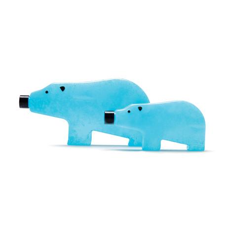 Blue Bear  // Ice Pack (Cub)
