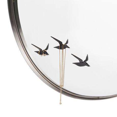 Fly By // Jewelry Hangers (Black)