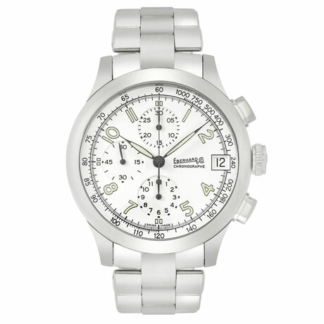 Eberhard & Co. Traverstolo Chronograph Automatic // 31051.1 // Store Display