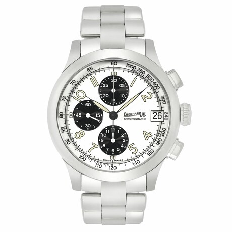 Eberhard & Co. Traverstolo Chronograph Automatic // 31051.2 // Store Display