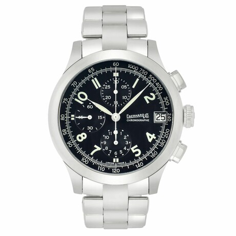 Eberhard & Co. Traverstolo Chronograph Automatic // 31051.3 // Store Display