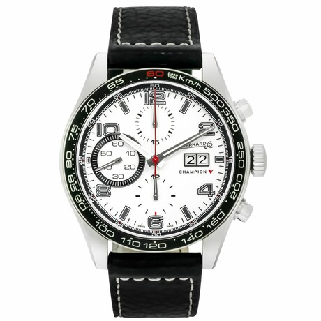 Eberhard & Co. Champion V Grande Date Chronograph Automatic // 31064.1 // Store Display