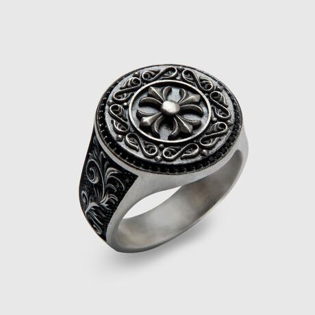 Agapanto Ring // Silver (8)