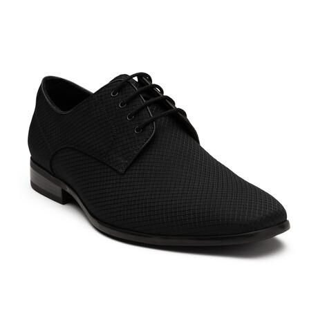 Men's Dressy Laced Shoes // Black (Men's US Size 7)