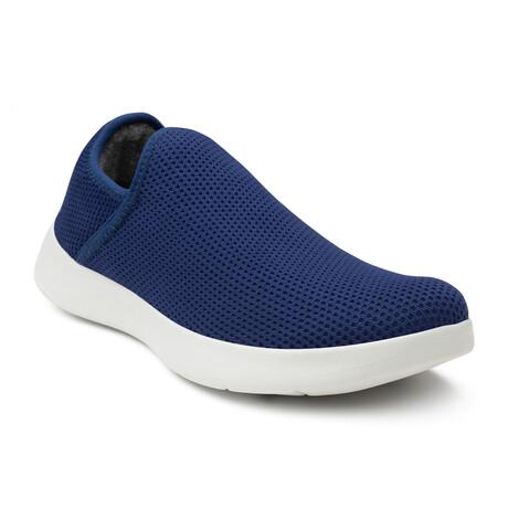 Men's Breezy Loafers // Navy (Men's US Size 7)