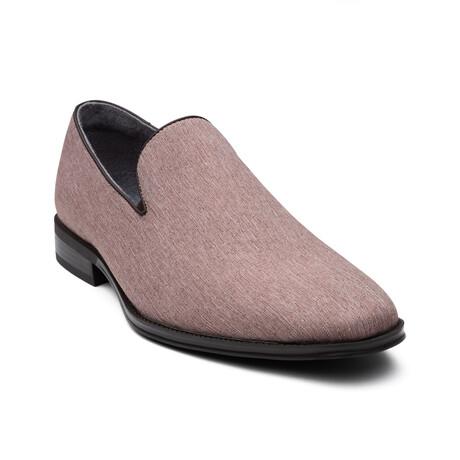 Men's Dressy Loafers // Brown (Men's US Size 7)