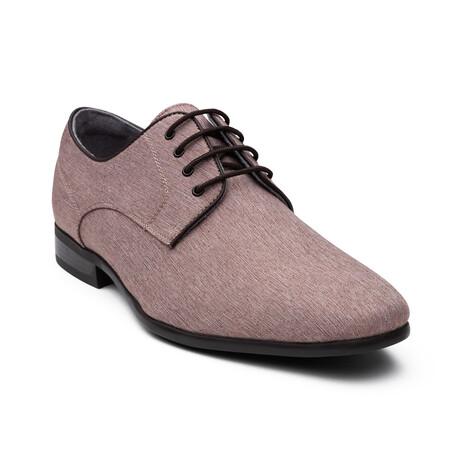 Men's Dressy Laced Shoes // Brown (Men's US Size 7)