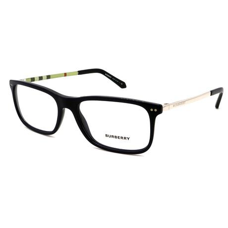 Burberry // Women's BE2282-3399 Rectangular Optical Frames // Blue