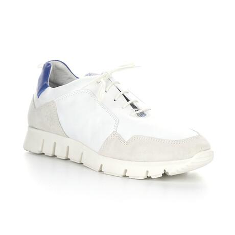 SILD233FLY Sneaker // White + Denim (EU Size 42)