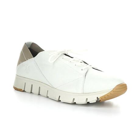 SERA241FLY Sneaker // Off White (EU Size 41)
