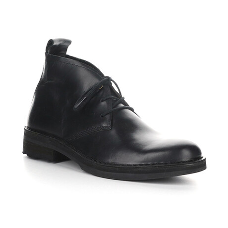 RODE017FLY Lace Up Boot // Black (EU Size 42)