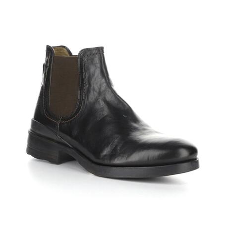 MEKO344FLY Slip On Boot // Coffee (EU Size 40)