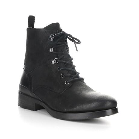 MOGO505FLY Lace Up Boot // Black (EU Size 43)
