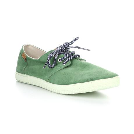 SESH268FLY Lightweight Sneaker // Green (EU Size 40)