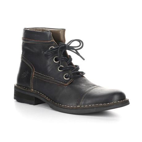 RIZE976FLY Lace Up Boot // Black (EU Size 40)