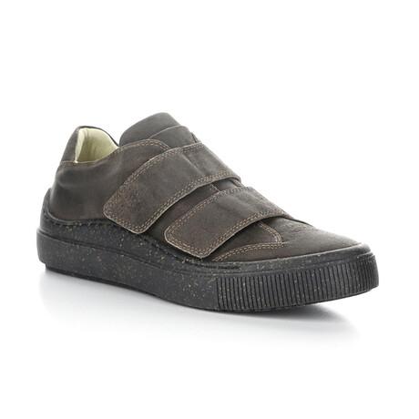 SEVU416FLY Velcro Sneaker // Asphalt (EU Size 40)