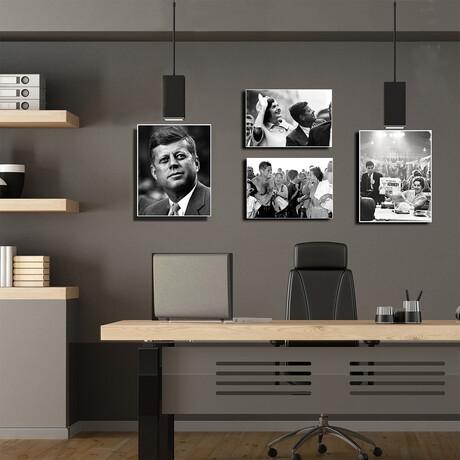 JFK Centennial Box Set of 4 Iconic Signed Photographs