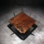 Flame III // Cocktail Table