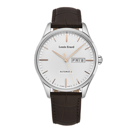 Louis Erard Heritage Automatic // 72288AA31.BAAC80