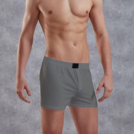 Jason Boxer // Gray (Small)