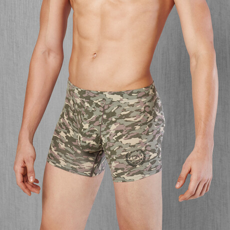 Andrew Boxer // Camouflage (Small)
