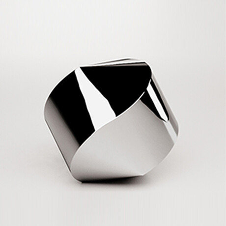 The Hexasphericon (Brushed Stainless Steel)