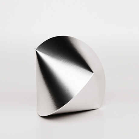 The Sphericon (Polished Stainless Steel)