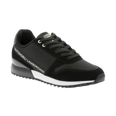 Lucio Classic Sneakers // Black (Euro: 40)