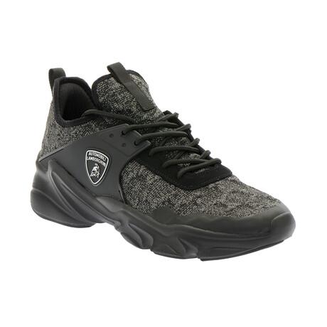 Mattias Athletic Sneakers // Gray Melange (Euro: 40)