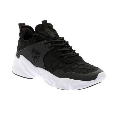 Giovanni Athletic Sneakers // Black (Euro: 40)