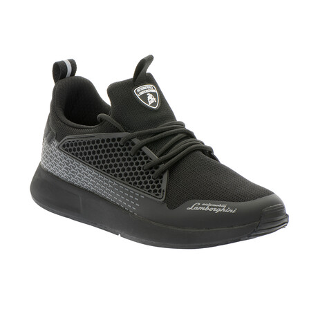 Valentino Lace-Up Trainers // Black (Euro: 40)
