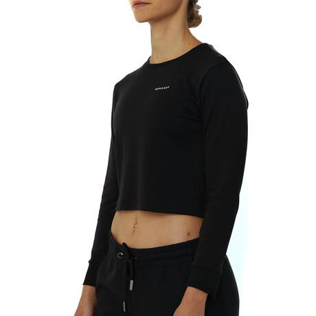 Women's Novita Tee // Jet Black (Small)