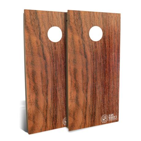 Rosewood // Cornhole Board Set