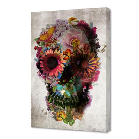 """Skull 2 (12""""H x 8""""W x 0.75""""D)"""