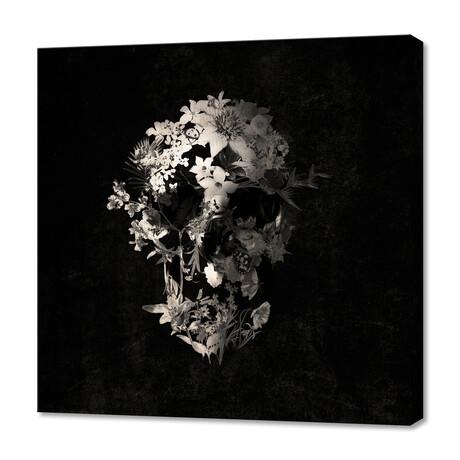 "Spring Skull (12""H x 12""W x 0.75""D)"