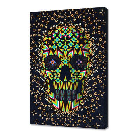 """Skull 6 (12""""H x 8""""W x 0.75""""D)"""
